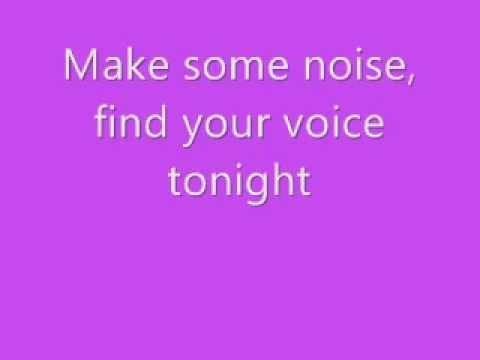 Sing - Gary Barlow - Lyrics