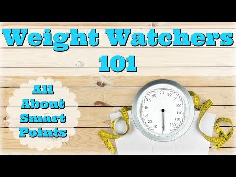 Weight Watchers 101 | All About Smart Points & How To Track Them