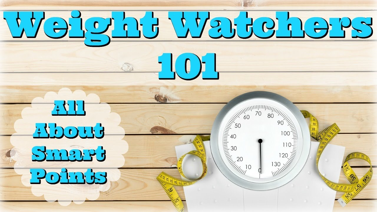 Weight Watchers 101 All About Smart Points How To Track Them
