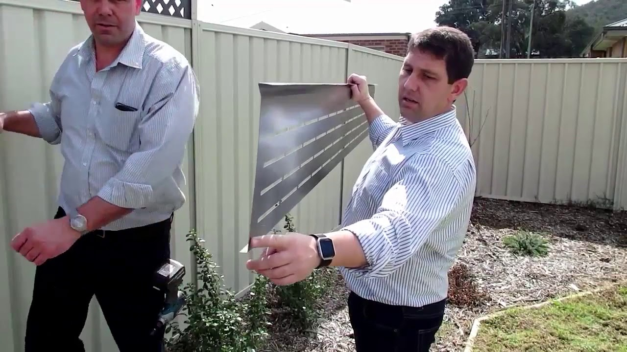 How To Diy Install Your Fence Extensions Youtube