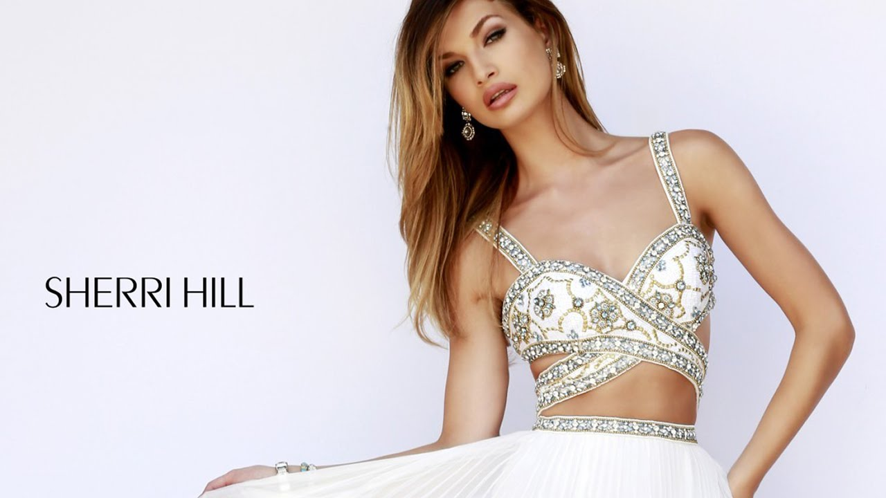 Sherri Hill Prom Dresses  2018 Dress Collection at Madame