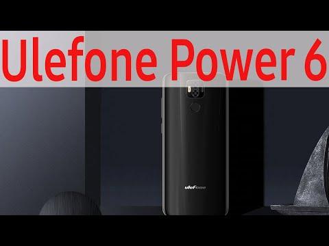 Смартфон Ulefone Power 6
