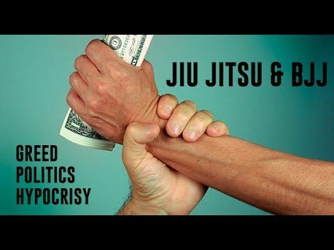 Special Interest: Hypocrisy and Politics in Jiu Jitsu & BJJ