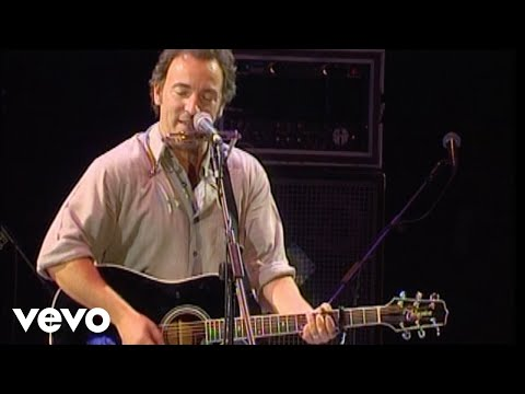 Bruce Springsteen - No Surrender (Live)