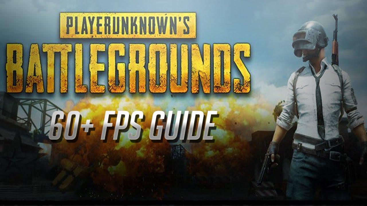 Playerunknown S Battlegrounds Maps Loot Maps Pictures: PLAYERUNKNOWN'S BATTLEGROUNDS- FPS Boost Guide 60+