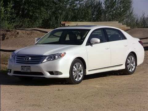 2010 Toyota Avalon first look review