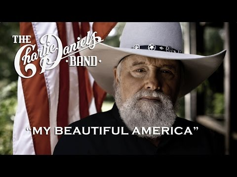 My Beautiful America - The Charlie Daniels Band (Official Video)