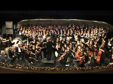 Canyon High School Christmas Concert 2009