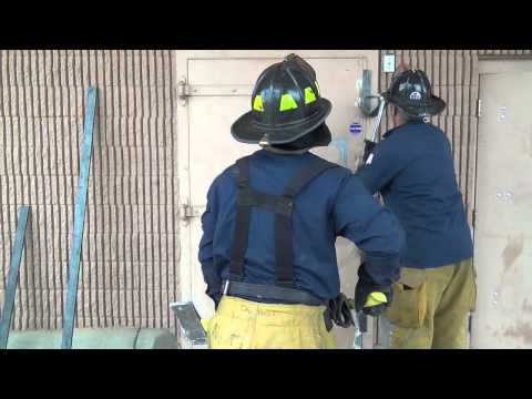 6' Steel Hook for Forcible Entry - Irons and Ladders