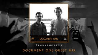 Document One  Guest Mix - Skankandbass London - 27.09.17