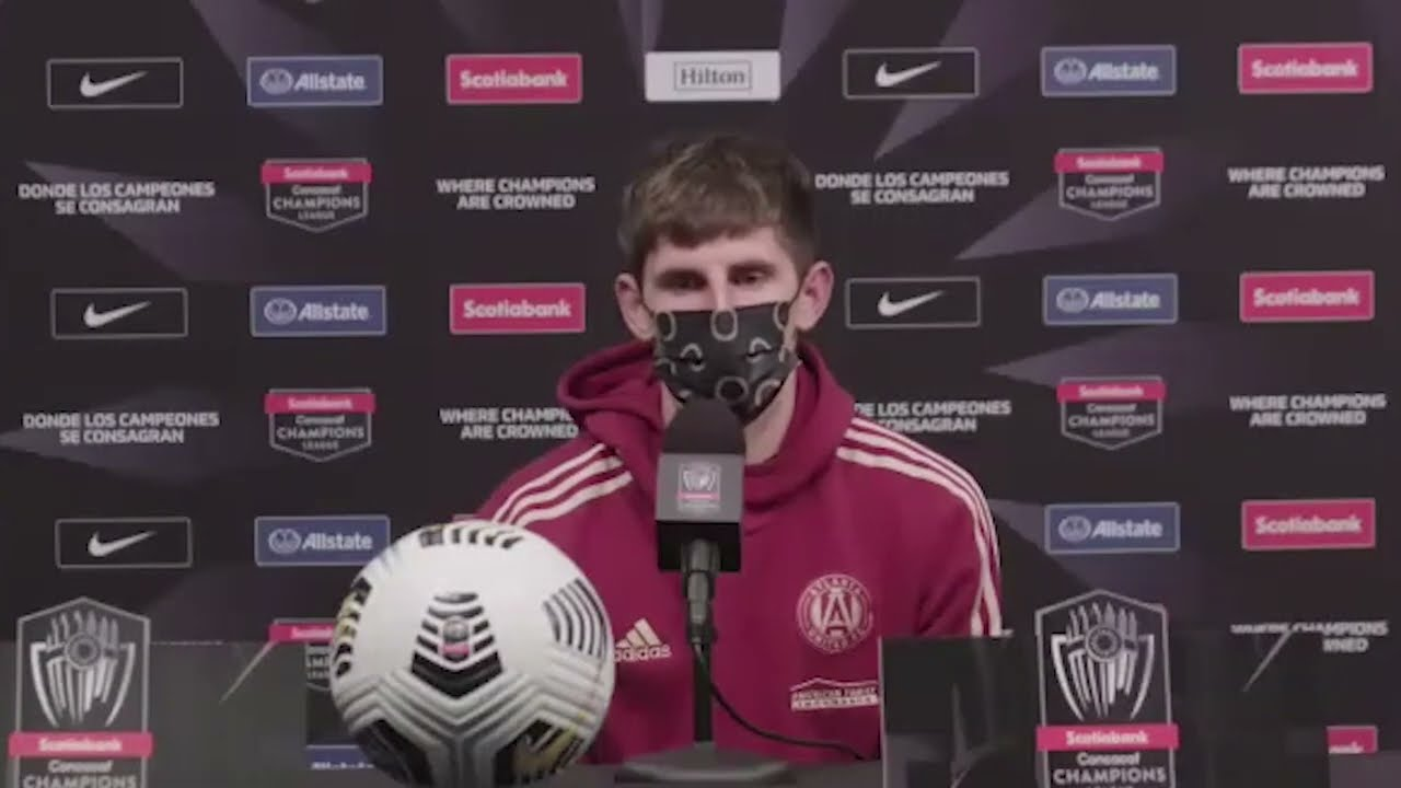 2021 Scotiabank Concacaf Champions League Media Availability | Gabriel Heinze & Emerson Hyndman