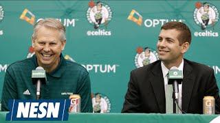 Darren Hartwell Breaks Down Celtics