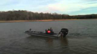 Mercury 225 Jet Drive On Flat Bottom Boat