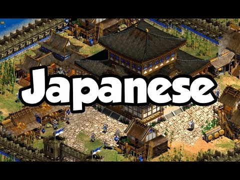 Japanese Overview AoE2