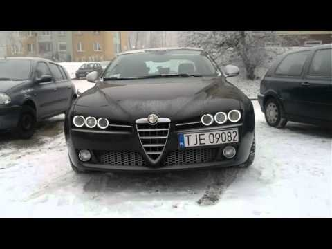 Alfa Romeo 159 ring animation