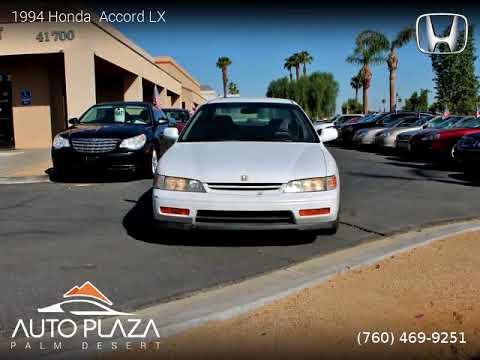 1994 Honda  Accord - Auto Plaza Palm Desert