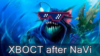 XBOCT after NaVi in new team — HR vs Vega