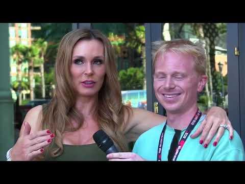 Joe s Tanya Tate at ComicCon EXTRA S