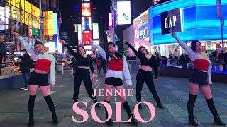 Baixar [HARU] [KPOP IN PUBLIC NYC] [SOLO DANCE COVER CONTEST] JENNIE (제니) - SOLO (솔로) Dance Cover