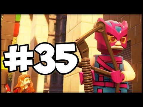 LEGO MARVEL AVENGERS - LBA - Episode 35 : New Characters!