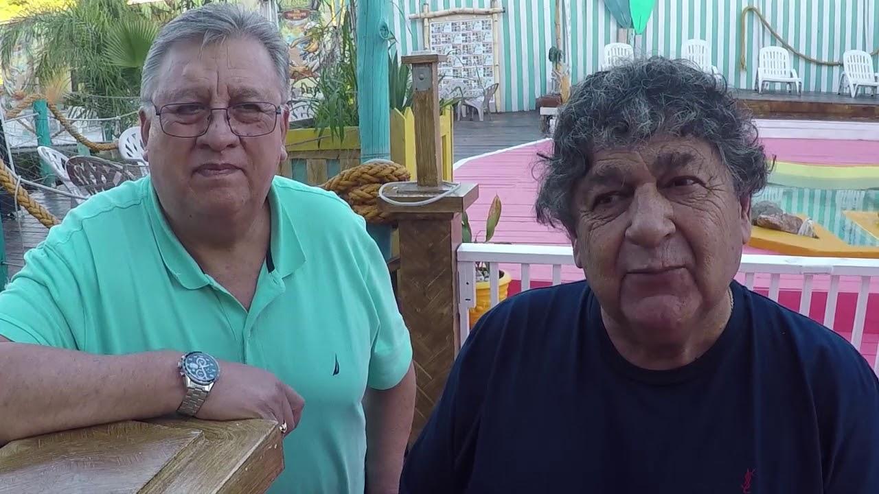 Los Palmeras tocaron en Carlos Paz