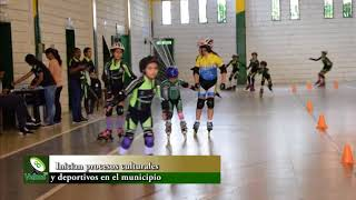 Conozca la oferta de programas culturales y deportivos con que cuenta el municipio