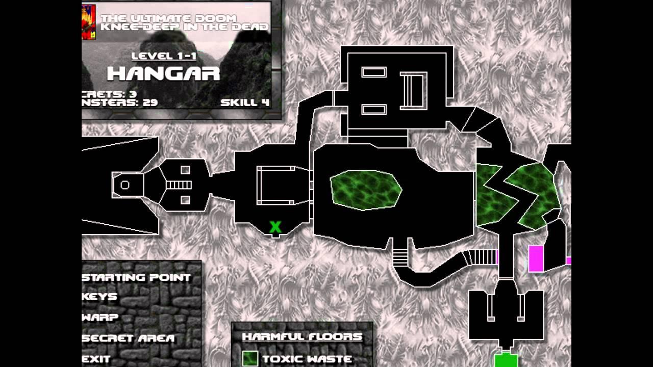 Doom 95 Soundtrack - Hangar