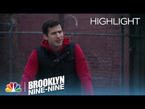 Brooklyn Nine-Nine - Jake Tries To Join A Bike Group (Episode Highlight)