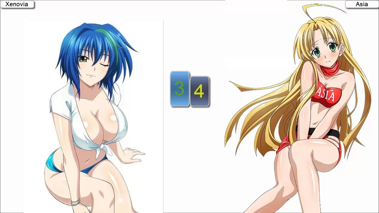 alle nackte anime girls foto