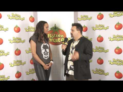 Aisha Tyler at Comic-Con 2014