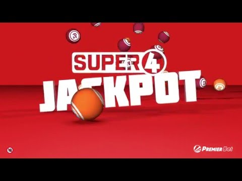 Super 4 Jackpot Loto Intro