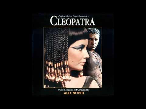 Cleopatra | Soundtrack Suite (Alex North)
