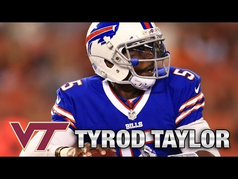 Bills Starting Quarterback Tyrod Taylor