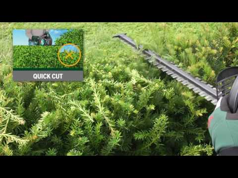 Видео обзор: Кусторез BOSCH AHS 50-20 LI