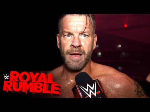 Christian teases future plans: Royal Rumble Exclusive, Jan. 31, 2021