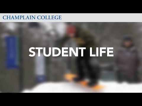 Student Life   Champlain College