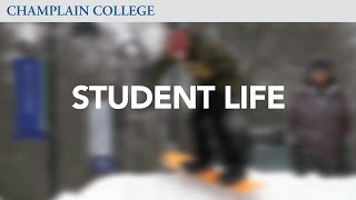 Student Life | Champlain College