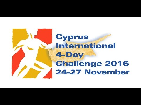 CYPRUS INTERNATIONAL 4 DAYS CHALLENGE  24 27  NOVEMBER  2016