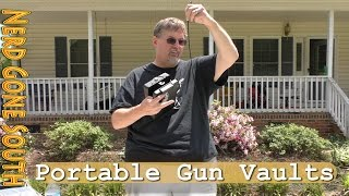 Portable Gun Vault Review
