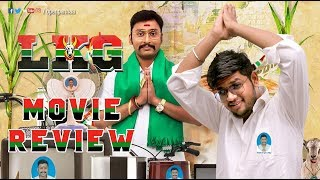 LKG Movie Review by VJ Abishek | RJ Balaji | Priya Anand | Open Pannaa