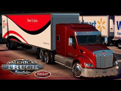 American Truck Simulator: Colorado Springs To Denver - Peterbilt 579