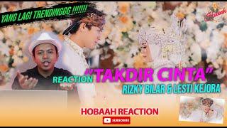 Lesti & Rizky Billar - Takdir Cinta | Official Music Video | HOBAAH REACTION