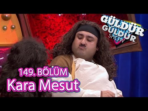 Güldür Güldür Show 149. Bölüm, Kara Mesut