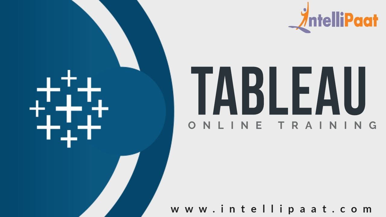 Tableau Desktop Tutorial |Tableau Desktop Training | Online Tableau Desktop  Training | Intellipaat