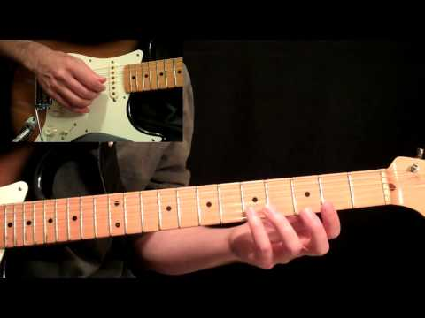 Sultans Of Swing Guitar Lesson Pt.1 - Dire Straits - Intro & Verse One