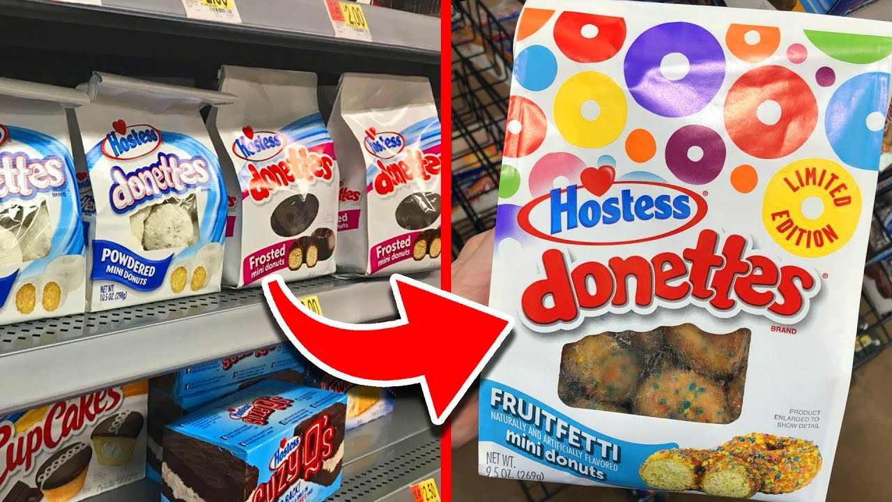 Top 10 Most Popular AMERICAN SNACK Foods - YouTube