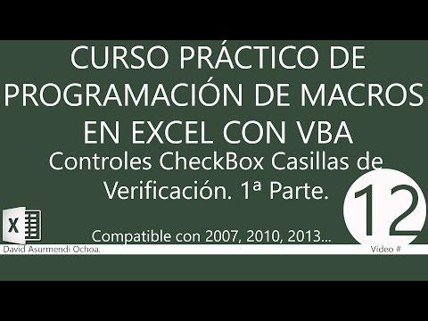 curso-práctico-programación-vba-excel-2007:-usar-checkbox,-colorear-celdas.-sesión-10.-vídeo-1-de-2.