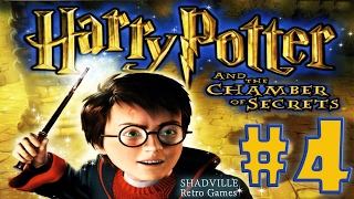 видео Harry Potter and the Chamber of Secrets прохождение игры
