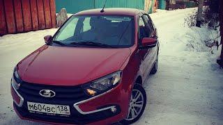 Купил УБИЙЦУ импортного автохлама, LADA GRANTA LUXE 2018