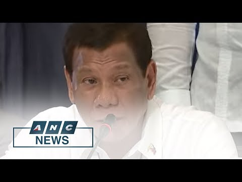 Duterte: No Metro Manila lockdown due to COVID-19 | ANC
